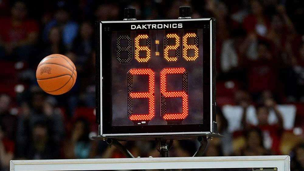 How long are basketball games